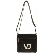 Versace Jeans - PORTE PLAT TRAVERS SIGLE ROND - Maroquinerie versace homme