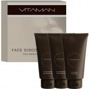 Vitaman Homme - PACK DECOUVERTE VISAGE - Soin Visage