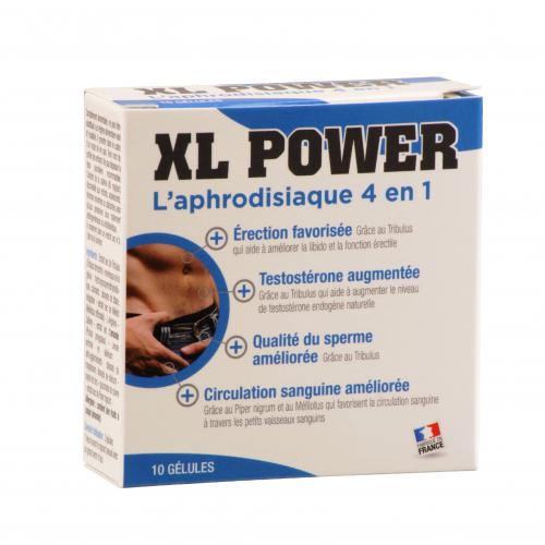 Labophyto - XL Power Aphrodisiaque 10 - Sexualite