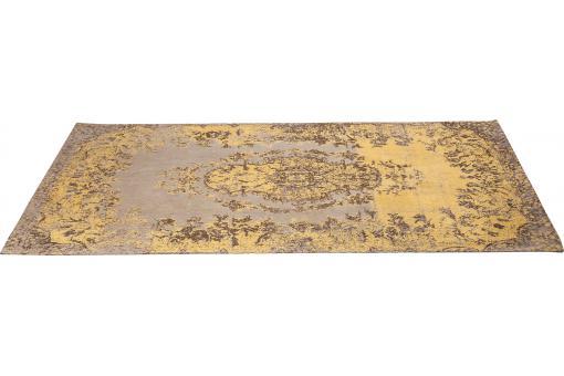 Le tapis Kelim jaune