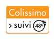 Livraison Colissimo MenCorner