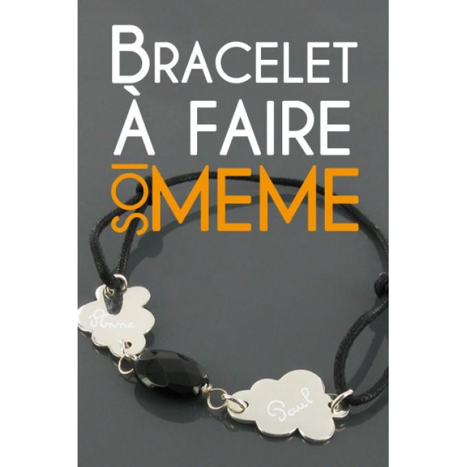 bracelet personnalisable faire soi m me bijoux les. Black Bedroom Furniture Sets. Home Design Ideas